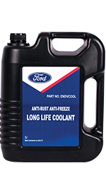 Ford Antifreeze Coolant