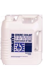 Komatsu Genuine Coolant
