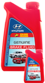 Hyundai Brake Fluids - 250ml / 500ml