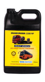 Tata Motors heavy vehicle Coolant