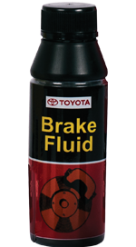 TOYOTA – BRAKE FLUID